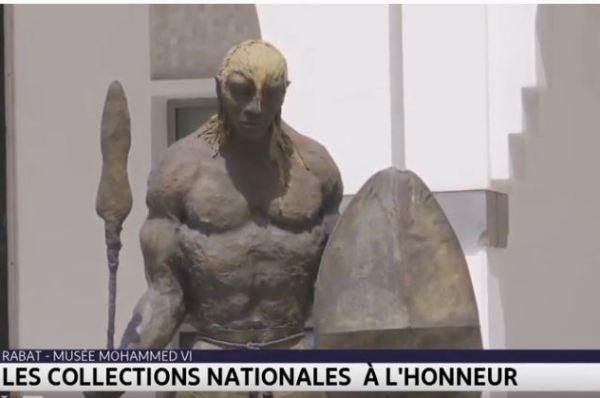 Rabat - Musée Mohamed VI: la peinture marocaine à l'honneur