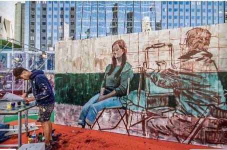 Urban Week revient sur le parvis de la Défense