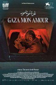 """""""Gaza mon amour"""", le dernier film des deux réalisateurs palestiniens Arab et Tarzan Nasser."""