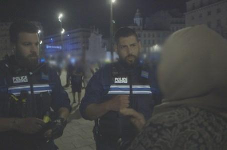 Mehdi Benmakhlouf, au coeur de la police municipale de Marseille