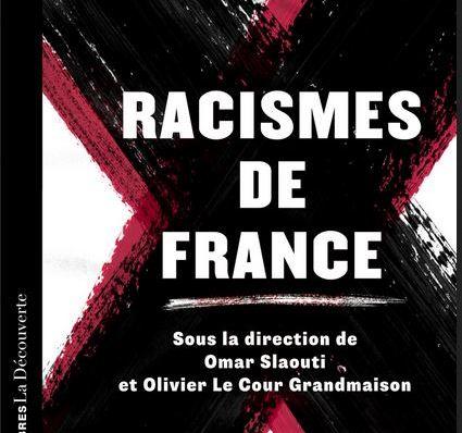 Débat à I'IMA autour de l'ouvrageRacismes de France