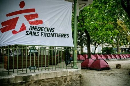 Covid-19 : MSF sensibilise et vaccine les plus précaires
