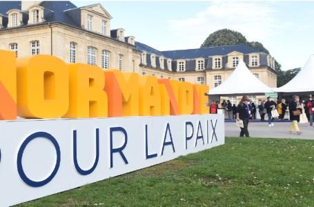 Normandie - Un forum pour la paix qui se pérennise