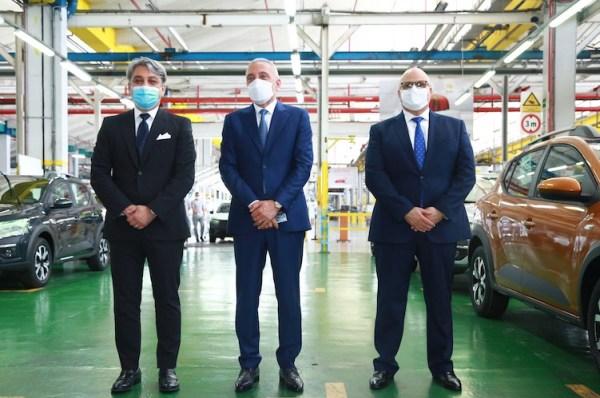 Nouveaux objectifs pour l'écosystème Renault au Maroc
