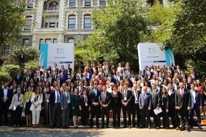 Sommet du Y20 à Ankara