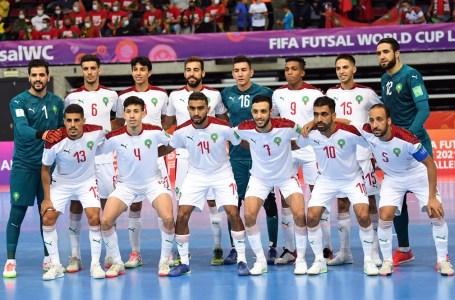 Futsal. Le Maroc 1er en Afrique et 14ème au niveau mondial