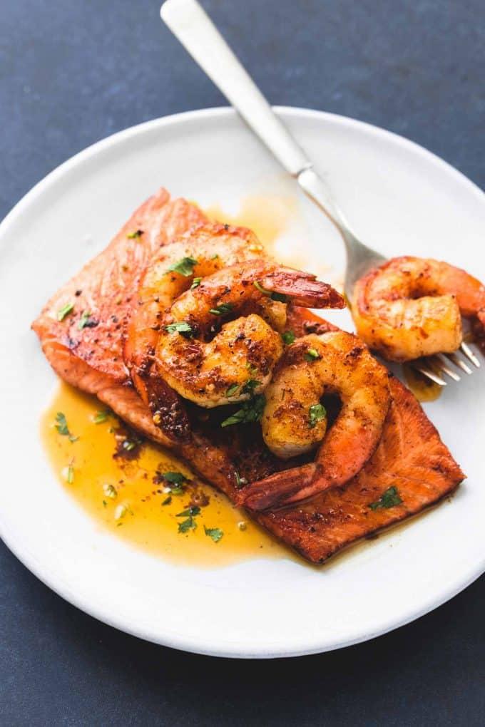 Salmon New Orleans  Creme De La Crumb