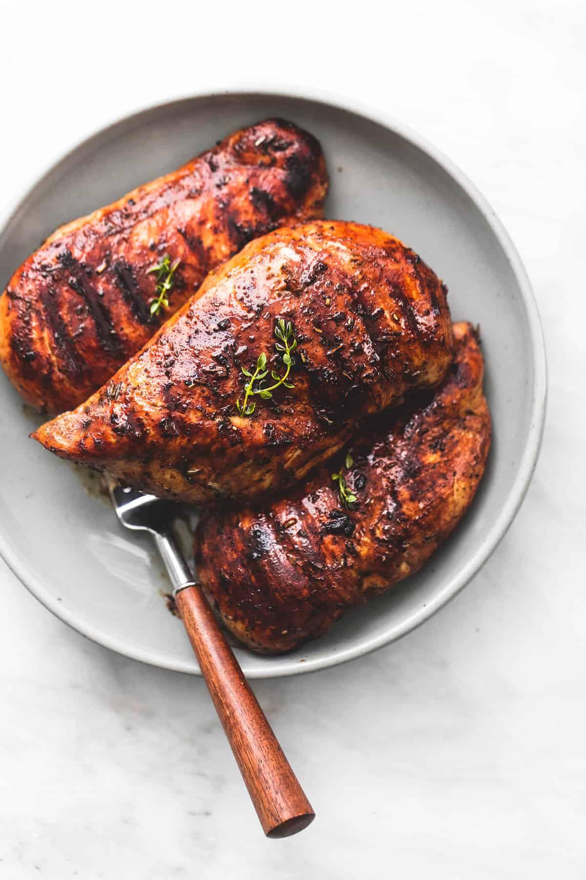 Best Healthy Grilled Chicken | Creme De La Crumb