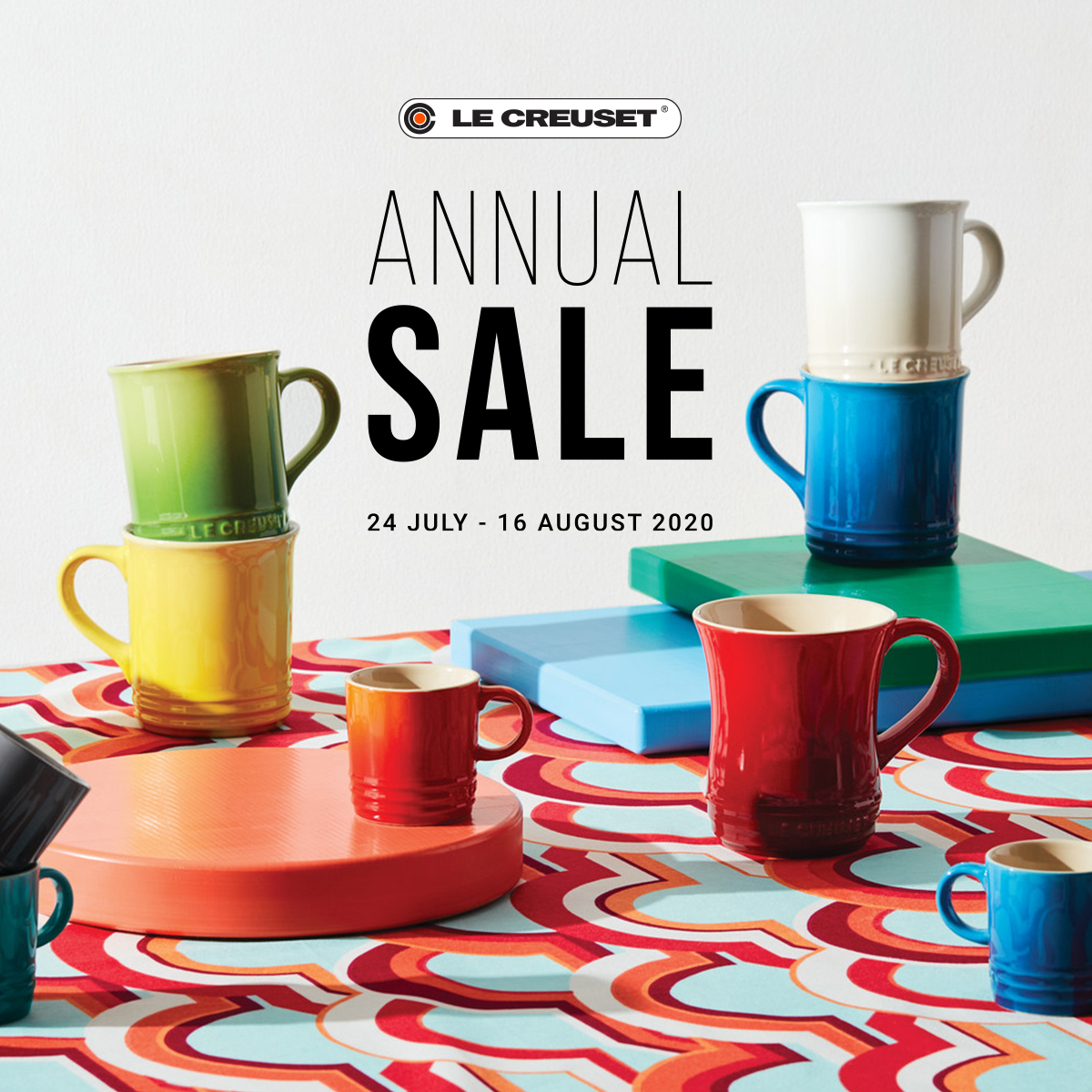 Le Creuset Shop The Le Creuset Annual Sale And Save