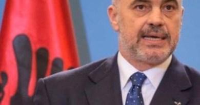 GRAZIE ALBANIA ~ COMPLIMENTI EDI RAMA