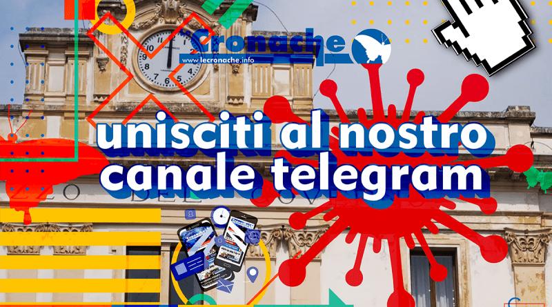 🗣 UNISCITI AL NOSTRO CANALE TELEGRAM