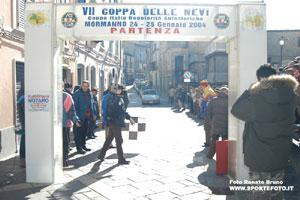 """""""COPPA DELLE NEVI"""" Memorial VITTORIO MINASI – 24 e 25 febbraio 2018 – Rotonda – San Severino Lucano"""