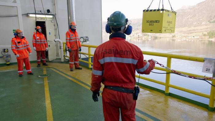 Saipem, aggiudicati due nuovi contratti offshore per circa 1,3 miliardi di USD