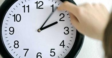 cambio orario