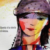 QUESTA È LA STORIA di AMINA SANSONE