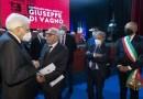 SERGIO MATTARELLA A CONVERSANO PER IL CENTENARIO MORTE GIUSEPPE DI VAGNO