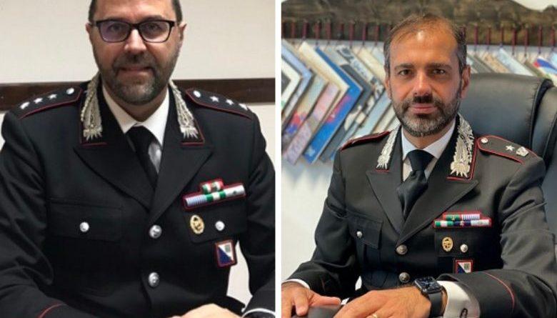 """CARABINIERI, UGL MATERA: """"SI DA IL BENVENUTO AI COMANDANTI DI MATERA E POLICORO"""""""