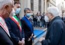 IL PRESIDENTE SERGIO MATTARELLA IN VISITA ISTITUZIONALE A PISA