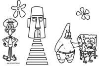 Dibujos De Bob Esponja Bebe Para Colorear 15 Dibujos