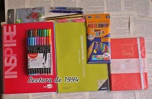 Foto productos material escolar