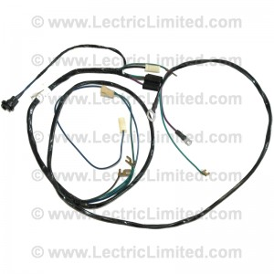 Wiring Harness Conversions Dog Harness Wiring Diagram ~ Odicis