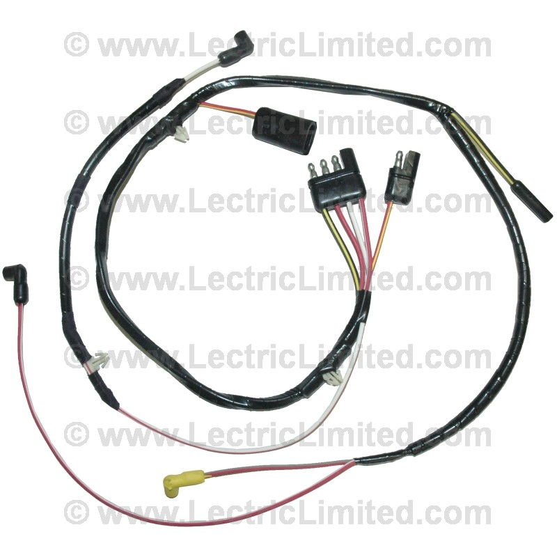 2015 Wrx Sti Wire Harness For Car Stereo