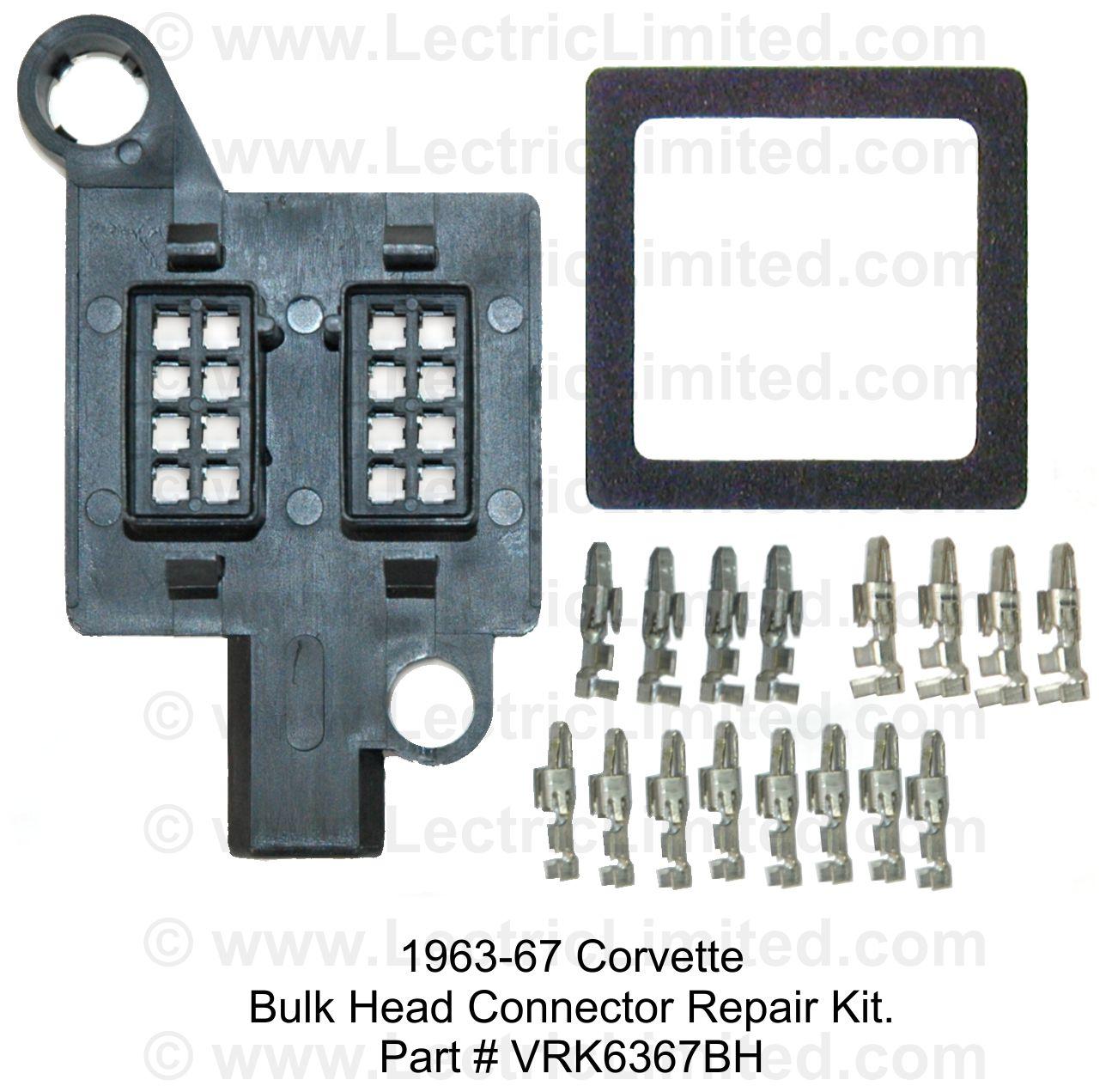 hight resolution of bulkhead connector repair kit