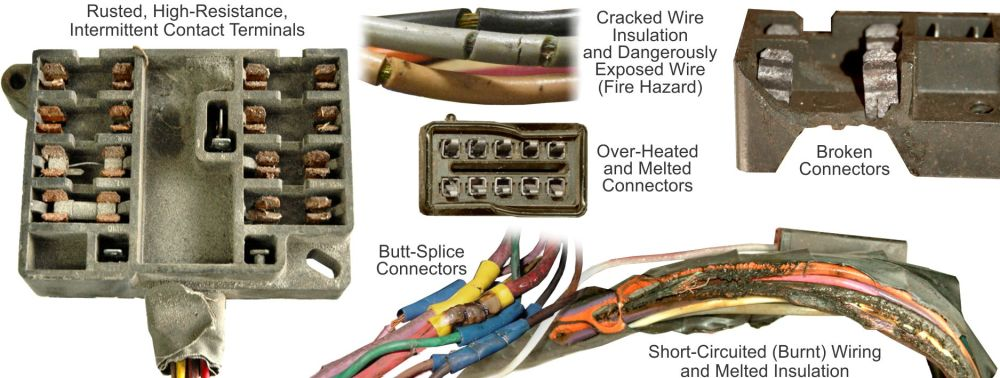 medium resolution of automotive wiring harness melted wiring diagram database automotive wiring harness melted