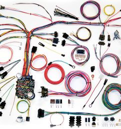 1967 1968 chevrolet camaro restomod wiring system 68 camaro painless wiring harness diagram 68 camaro wiring harness [ 2811 x 1638 Pixel ]