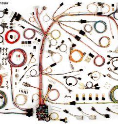 1974 77 camaro restomod wiring harness system [ 2313 x 1971 Pixel ]