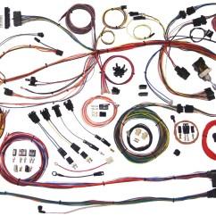 1968 Chevelle Wiring Diagram 7 Pin Round Trailer Plug 1969 Chevrolet Restomod System