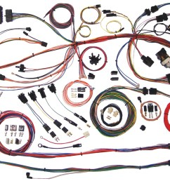 1968 69 chevelle restomod wiring harness system [ 2011 x 1123 Pixel ]