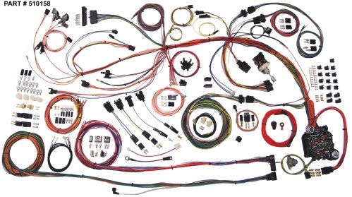 small resolution of 1968 69 chevelle restomod wiring harness system