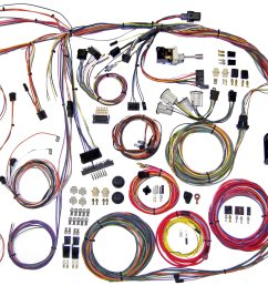 1970 72 chevelle elcamino classic update series wiring system part 510105  [ 3084 x 1948 Pixel ]