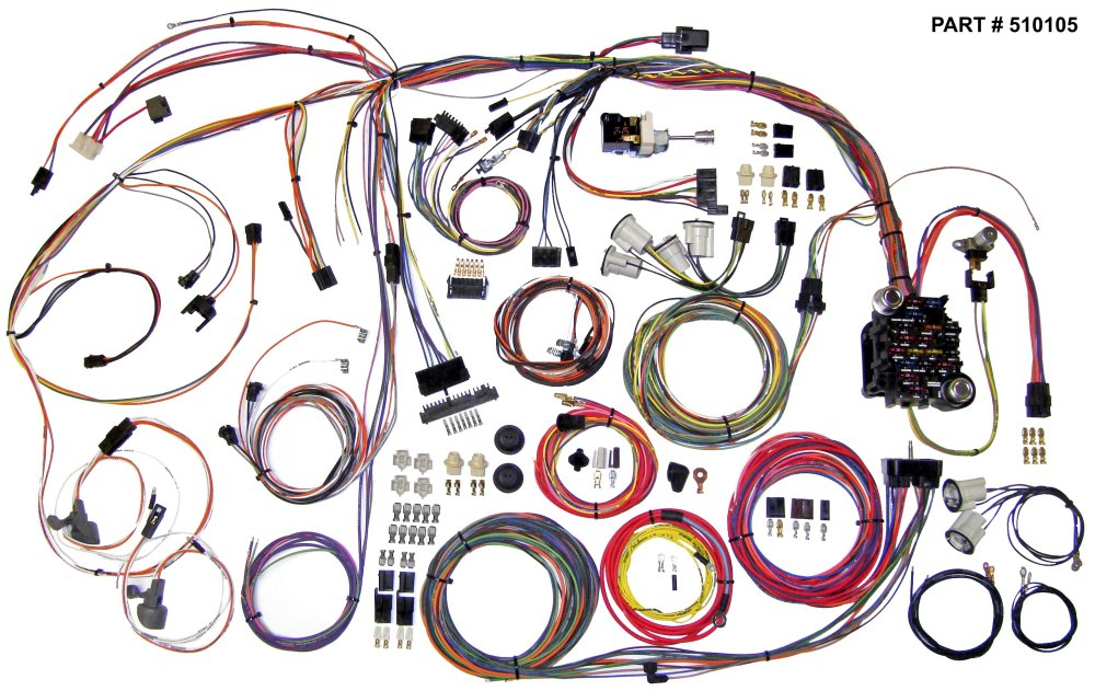 medium resolution of 1970 1972 chevrolet chevelle u0026 el camino restomod wiring system mix 1970 72 chevelle