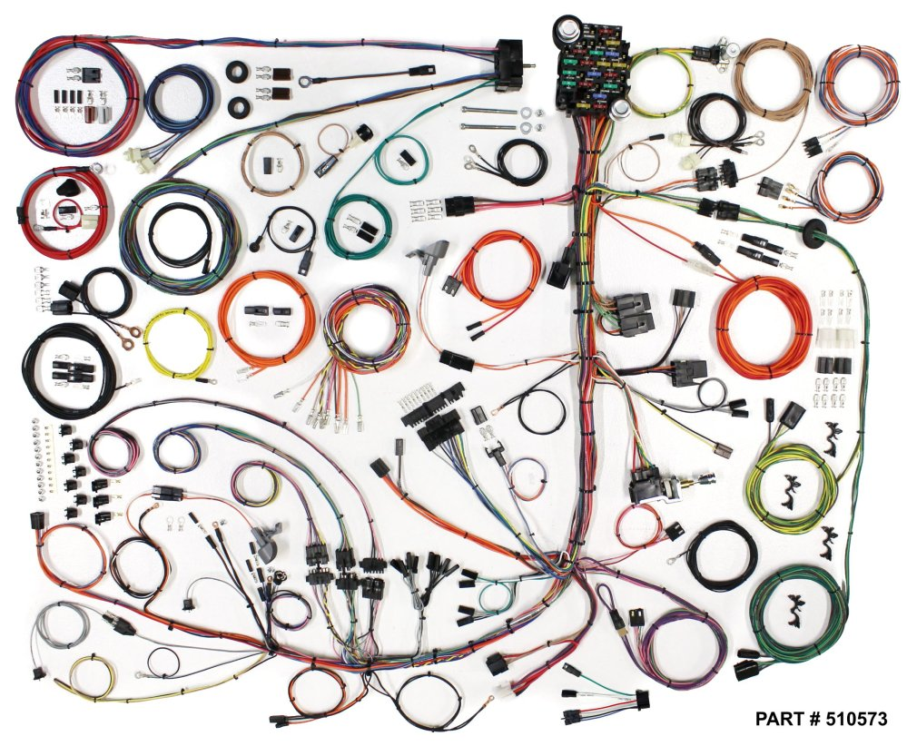medium resolution of 1976 86 jeep cj restomod wiring harness system