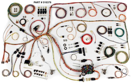 small resolution of 1960 64 falcon 1960 65 comet restomod wiring harness system