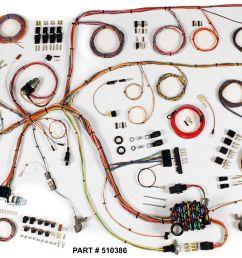 1965 falcon restomod wiring harness system [ 3815 x 2423 Pixel ]