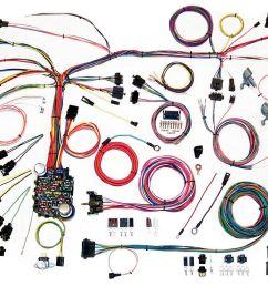 1967 68 firebird restomod wiring harness system [ 1787 x 1077 Pixel ]