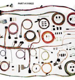 1969 firebird restomod wiring harness system [ 2176 x 1438 Pixel ]