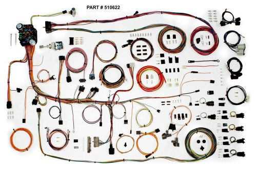 small resolution of 1969 firebird restomod wiring harness system