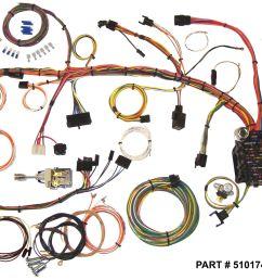 1970 73 firebird restomod wiring harness system [ 3120 x 1645 Pixel ]