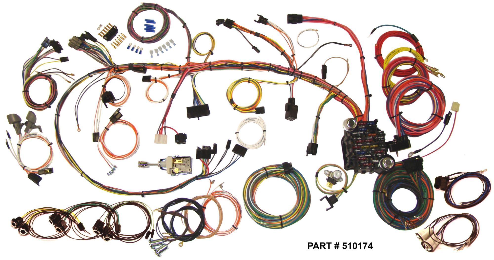 hight resolution of 1970 1973 pontiac firebird restomod wiring system 1973 pontiac firebird wiring harness get free image about wiring