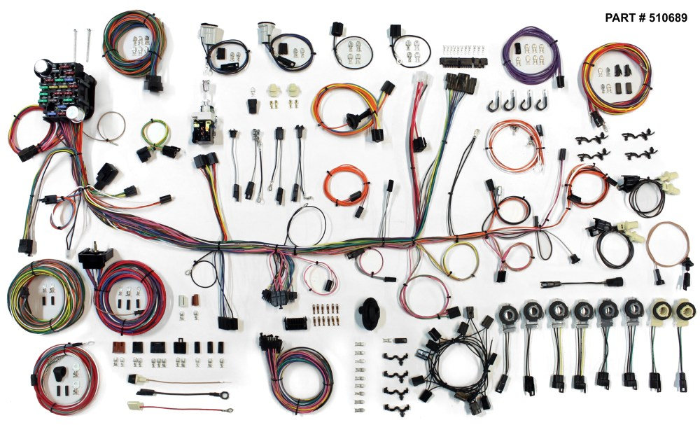 medium resolution of 1979 80 firebird restomod wiring harness system