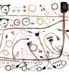 1964 ford wire harness wiring diagrams 1960 1964 ford galaxie mercury fullsize restomod wiring system [ 2849 x 2021 Pixel ]