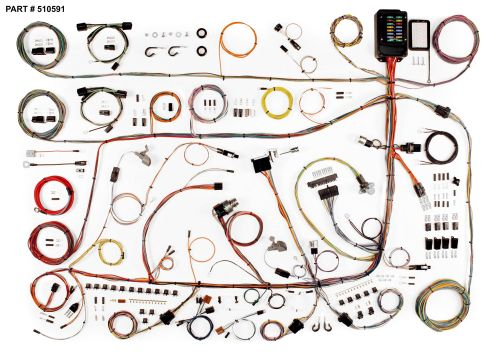 small resolution of 1964 ford wire harness wiring diagrams 1960 1964 ford galaxie mercury fullsize restomod wiring system