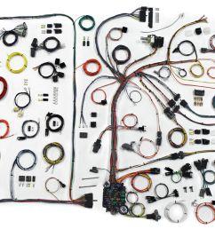 1968 1972 pontiac gto restomod wiring system 1969 gto wiring harness under dash 1968 72 gto [ 3841 x 2570 Pixel ]