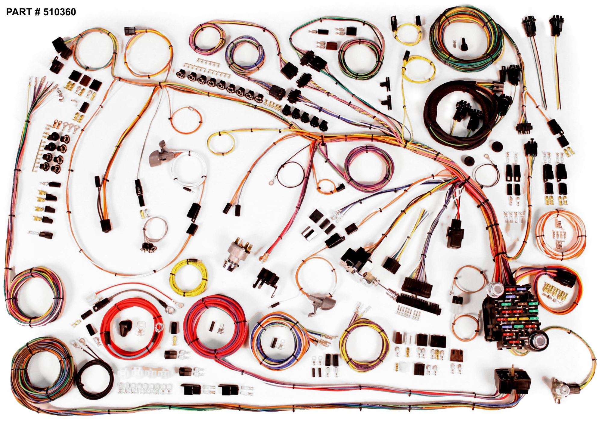 hight resolution of 1965 impala wiring harness