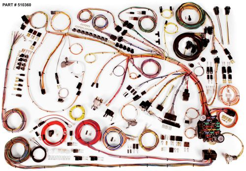 small resolution of 1965 impala wiring harness