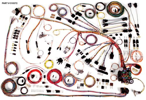 small resolution of 1966 1968 chevrolet impala restomod wiring system 68 impala wiring harness 1966 68 impala restomod wiring